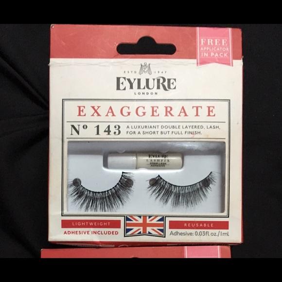 94b9f3f2223 ... Eylure Exaggerate lashes #143. M_5839d11aeaf030915d0853b9