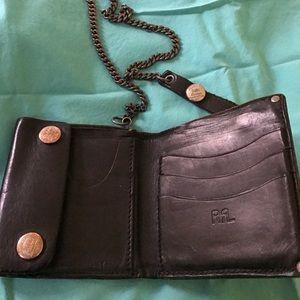 Ralph Lauren RRL Italian leather wallet