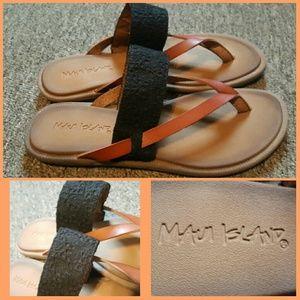 82fe72d9ce3362 Maui Island Shoes - Crochet Sandals