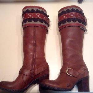 Mona B Accessories - NWT Upcycled Boot Cuffs