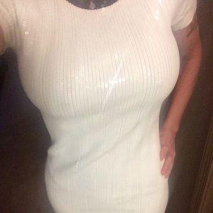 Michael Kors Cream Dress XS