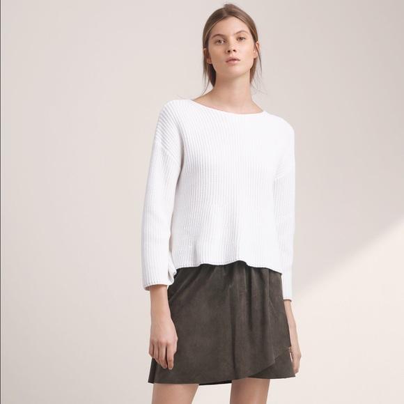 d80faf129f Aritzia Dresses & Skirts - Aritzia Wilfred Free Nescher Skirt