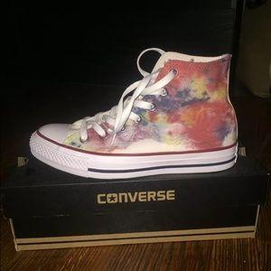 New Custom CONVERSE high top Sneakers