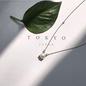 17Basics Jewelry - ⚡️SALE⚡️new 17Basics fresh water Pearl necklace