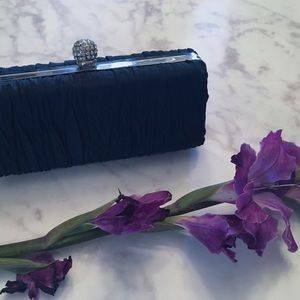 Cache Handbags - Cache Crystal Evening Clutch