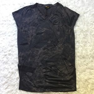 Diesel Black Gold Dresses & Skirts - [Diesel Black Gold] Clapi Graphic Dress - XXS