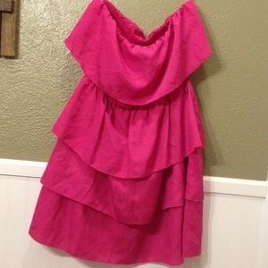 Lily Rose Dresses & Skirts - Short dress with adorable layers of fabric.