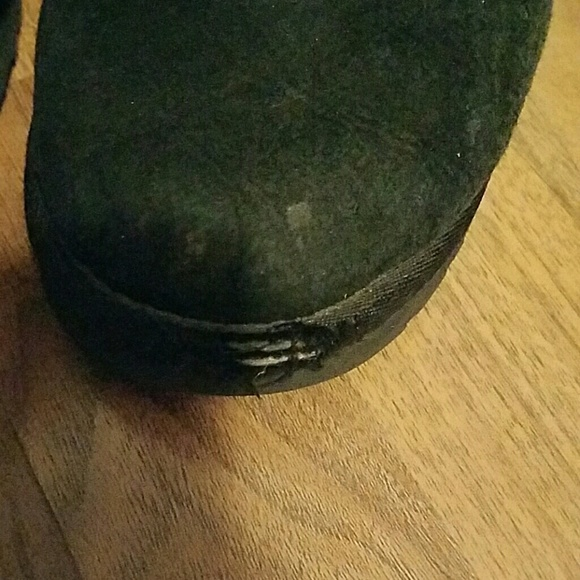 How To Clean Faded Black Suede Shoes