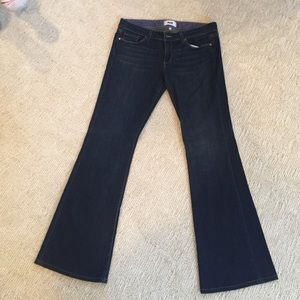 Paige flared jeans size 30