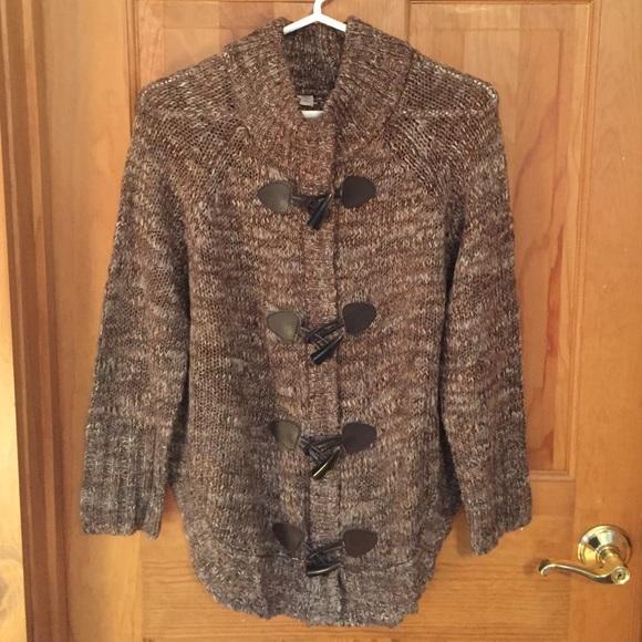 896421ef99e dressbarn sweater poncho