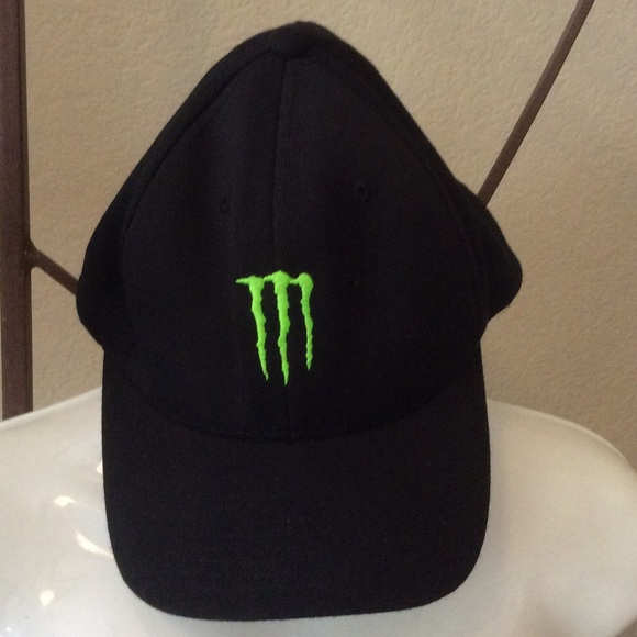 0906da547fb Monster Energy fitted hat. M 5839e4d478b31c8fb2089cf0. Other Accessories ...