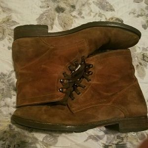 To Boot Other - To boot new york flynn brown suede boots sz8