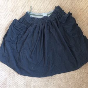 Anthropologie corduroy skirt by Maeve