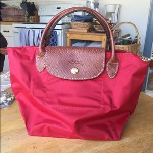 Small Le Pliage Longchamp Purse