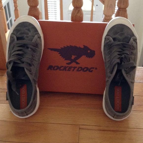 Rocket Dog Jumpin Beach Canvas Sneaker
