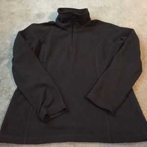 Fleece pullover by Lands End