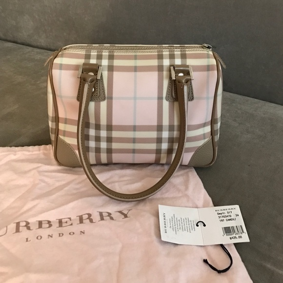 Burberry Bag Limited Edition