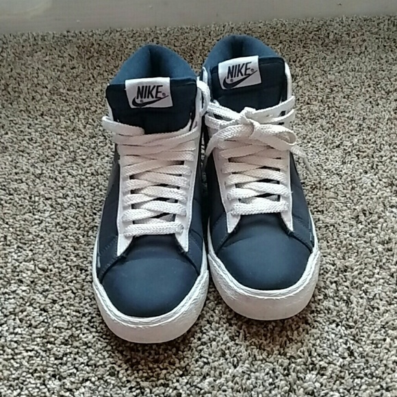 newest be877 d841b Nike - Blazer High Top- Limited Edition. M 5839f8a0bf6df5b94908ec3c