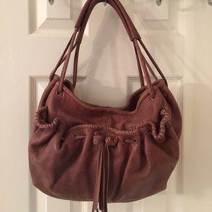 Nine West Vintage American Collection Handbags - 🛍 Nine West Vintage American Leather Hobo Bag