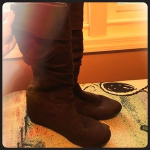 Route 66 Brown Boots