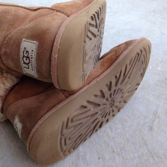 67 ugg other ugg australia boots brown suede