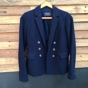 Madewell Jackets & Blazers - 🔻 Madewell Navy Wool Blazer