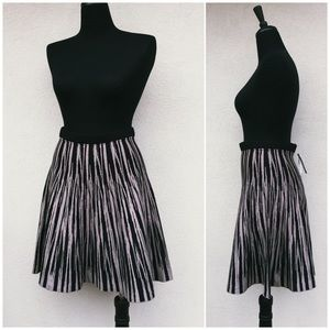 Grace Elements Dresses & Skirts - 🌟NWT🌟 Grace Elements Zebra Sweater Skirt