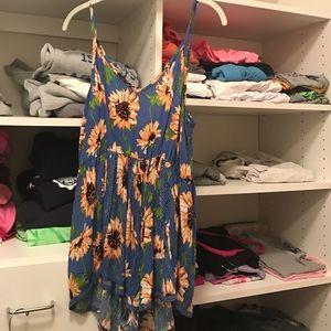 LF STORES Dresses & Skirts - Floral romper