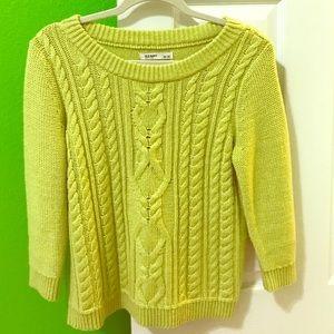 Old Navy Sweaters Green Christmas Sweater Poshmark
