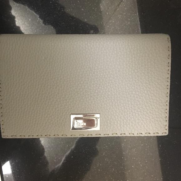 64f6e9deb6 Fendi Bags   Peekaboo Mini Clutch New With Tag   Poshmark