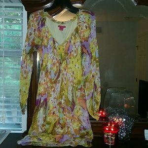 Sunny Lehigh boho dress