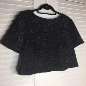 Nasty Gal Tops - NWOT Nasty Gal Onyx Crop Top