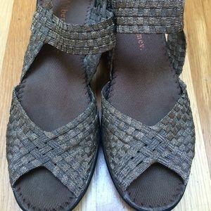 bernie mev. Shoes - Bronze Bernie Mev sandals