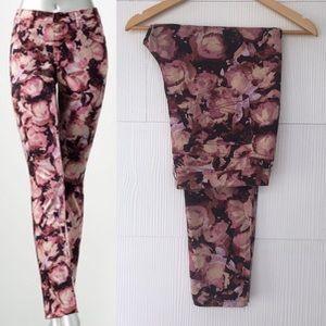 Simply Vera Vera Wang Denim - 🌱SPRING🌱Simply Vera Floral Skinny Jeans
