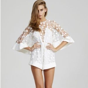 Alice McCall Dresses & Skirts - Alice McCall gypsy eyes playsuit