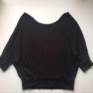 Mudd Tops - Batwing Mudd Shirt