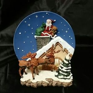 """""""Collectors!"""" """"A Christmas Remembered"""" Plate"""