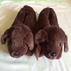 Wembley Shoes - Puppy slippers