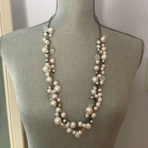 Chloe + Isabel Jewelry - Chloe + Isabel pearl necklace Brand New!