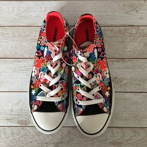 Converse Other - ❤️ HP ❤️ CONVERSE Sticker Print Sneakers
