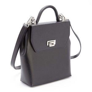 Royce Leather Handbags - Royce RFID Blocking Convertible Backpack