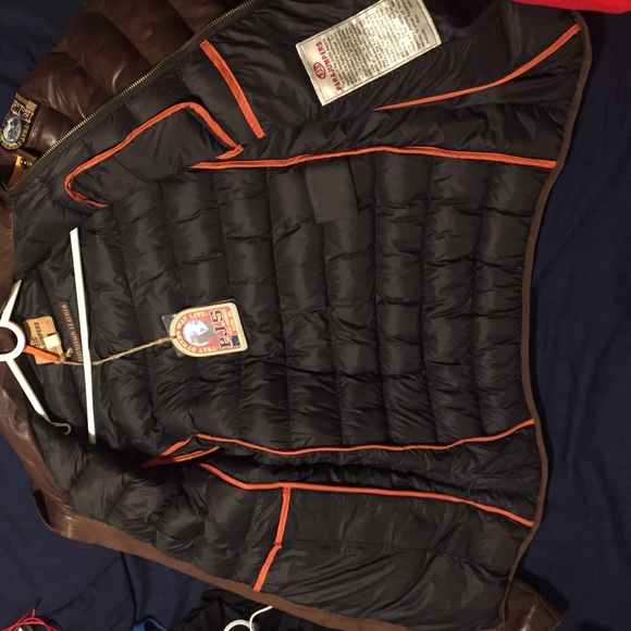 parajumpers ernie leather