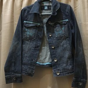 TCM Jackets & Blazers - MAKE AN OFFER‼️TCM Denim Jacket Size Medium