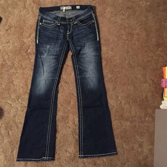 33% off BKE Denim - The Buckle Stella Flare Jeans from Courtney's ...