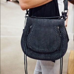 Rebecca Minkoff vanity saddle bag new in stores