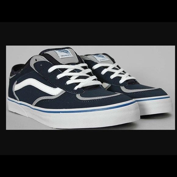 61550ca21888d6 NWT MENS Vans Off the Wall Rowley Pro sneakers 13