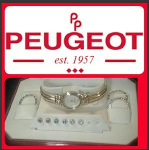 peugeot Accessories - Beautiful womens watch by peugeot watches