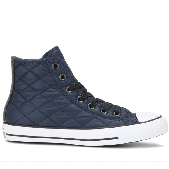 Converse - Converse High Top Quilted size 8.5 from Carissa's ... : quilted converse - Adamdwight.com