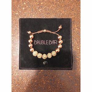 Rose Gold Baublebar Bracelet