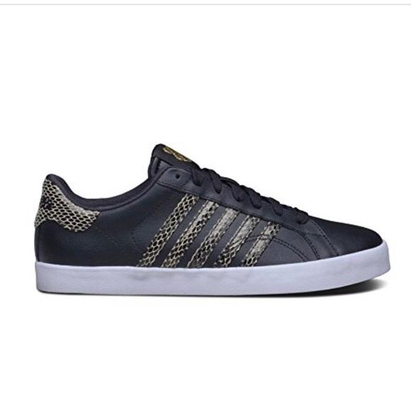 big sale a7394 122f2 K-Swiss Belmont So Snake Women's Sneaker Sz 11